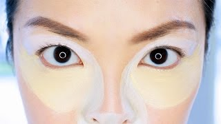 HOW TO: Get Rid Of Dark Circles INSTANTLY!