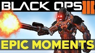 BLACK OPS 3: Best & Epic Moments #1 (BO3 Best & Epic Moments Montage)