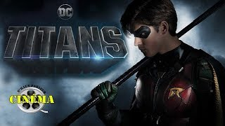 TITANS | PILOTE - CRITIQUE POST-PROJECTION streaming