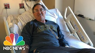 Coronavirus Patient Explains The Worst Symptoms | NBC News