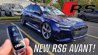 Living With The 2021 Audi RS6 Avant!