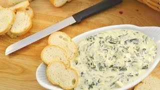 Spinach & Artichoke Dip - Slow Cooker Recipe | Radacutlery.com
