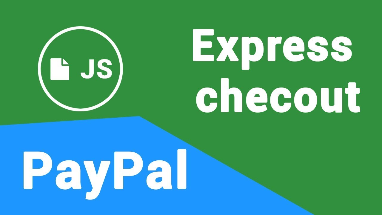 PayPal Express Checkout Using Javascript | PayPal Payment Integration