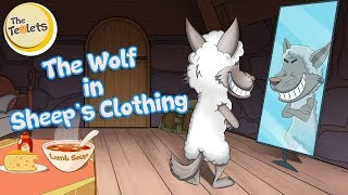 The Wolf in Sheep's Clothing Musical Story I Big Bad Wolf I Fables I The Teolets