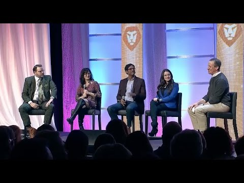 Future of Work panel - LEAP 2017