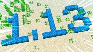 40 Updates NEW in Minecraft 1.13