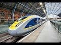 London to Paris by train