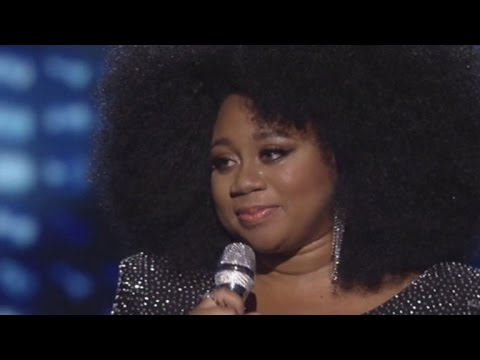 'American Idol' Finale: La'Porsha Renae Delivers Tearful Performance Dedicated To Her Daughter