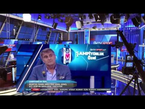 Şampiyonluk Özel Ntvspor Konuk Şenol Güneş Tek Parça 25 Mayıs 2016