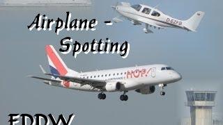 Bremen Airport - EDDW Airplane Spotting