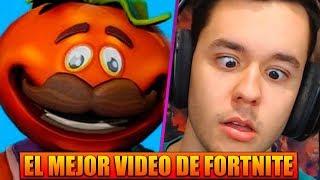 EL MEJOR VIDEO DE FORTNITE