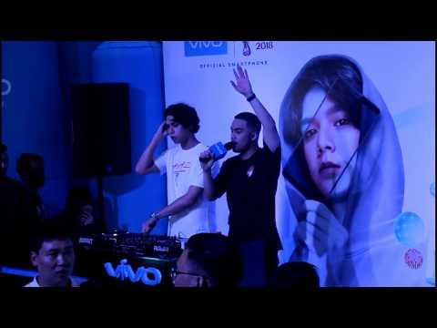 Performance DJ Al Ghazali @Jogjatronik Mall Part 2