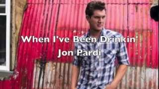 Jon Pardi – Drinkin' With Me Video Thumbnail
