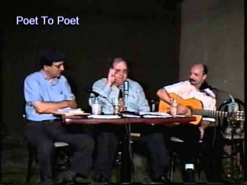 Poet to Poet w. Robert Dunn (Frank Ferrara / featured guest)