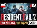 Resident Evil 2 PL - Remake 2019 🍿 #6 (odc.6) 🌿 Poprzednie odcinki w opisie   Gameplay po polsku