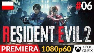 Resident Evil 2 PL - Remake 2019  #6 (odc.6)  Poprzednie odcinki w opisie | Gameplay po polsku