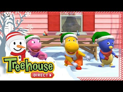 The Backyardigans ❄️Holiday Special: The Action Elves!