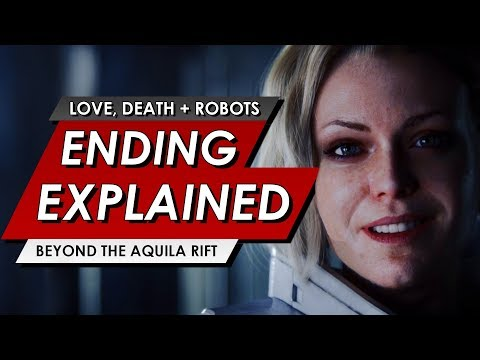 Love, Death And Robots: Beyond The Aquila Rift: Ending Explained | The Hive, Greta & More