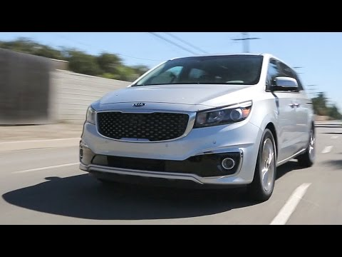 2016 Kia Sedona - Review and Road Test