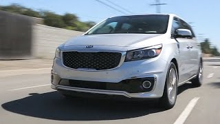2015 Kia Sedona - Review & Road Test
