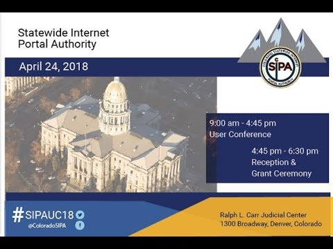 SIPA User Conference 2018 - Mike Hacker - Microsoft Bot