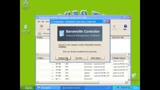 شرح برنامج Bandwidth Controller 1 3