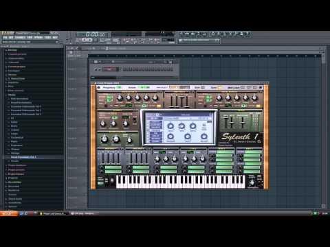Sylenth1 : Sythesizer Tutorial #10 - Chorus, Phaser & Flanger [Deutsch]