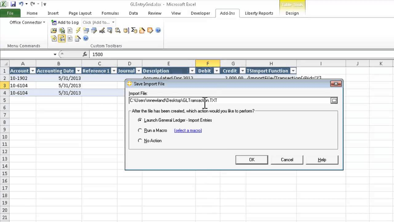 importing data from excel into sage construction and real importing data from excel into sage 300 construction and real estate part 1 of 4