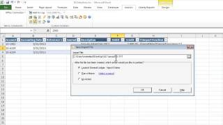 Importing Data from Excel into Sage 300 Construction and Real Estate - Part 1 of 4