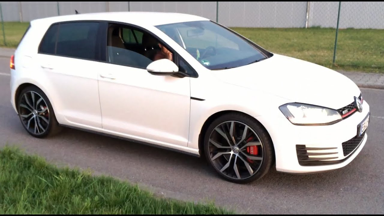 vw golf vii gti performance abt 300 hp acceleration youtube. Black Bedroom Furniture Sets. Home Design Ideas