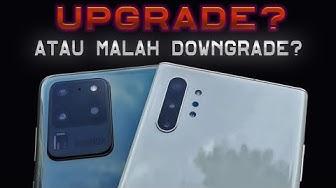 Samsung Galaxy S20 Ultra Mega Komparasi Indonesia Part 2