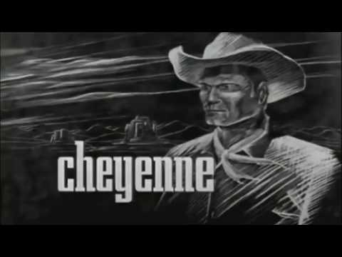 Cheyenne TV Theme Song (with on-screen lyrics)