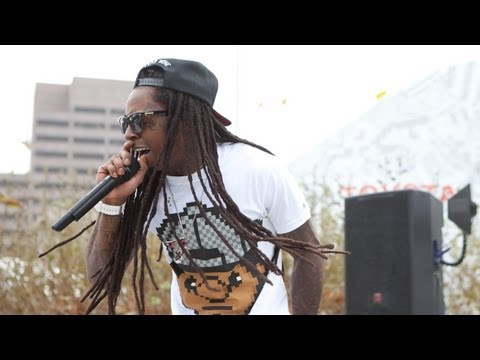 Lil Wayne - No Worries [Live at Dew Tour 2012]