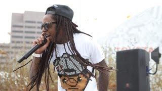 Download Lil Wayne - No Worries [Live at Dew Tour 2012] MP3 song and Music Video