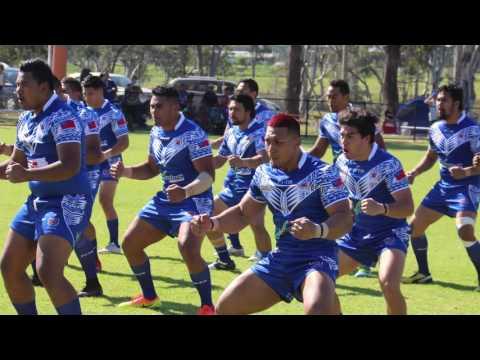 Rugby League Samoa Queensland 2016
