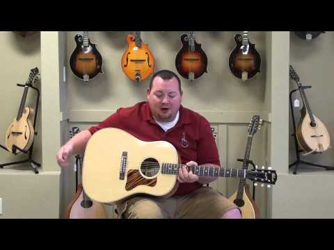 Gibson J-35 Guitar Featured Instrument Of The Week