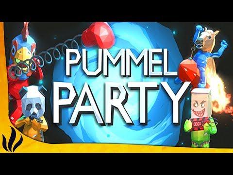 CE JEU RUNIT TOUS LES MEILLEURS MINI-JEUX ! (Pummel Party)