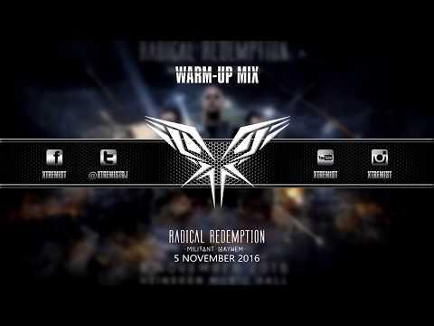 Radical Redemption - Militant Mayhem | Warm-Up Mix [DOWNLOAD NOW!]