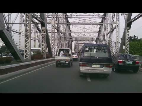 [HD] Ayala Bridge - San Miguel Manila (Northwest Bound) 1/2