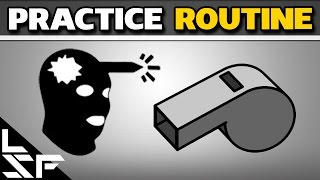 Cs:go training routine - tips and tricks