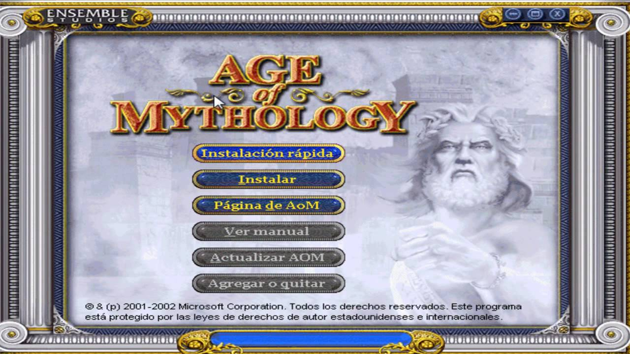 DESCARGAR Age of Mythology Extended Edition Full En Español