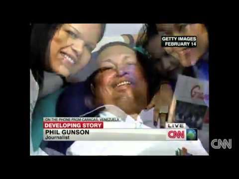 La mort confirmada de Hugo Chavez