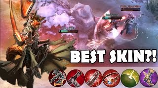 Night Shadow Taka - CRAZY SKIN! | Vainglory Limited Edition Gameplay [Update 1.15]