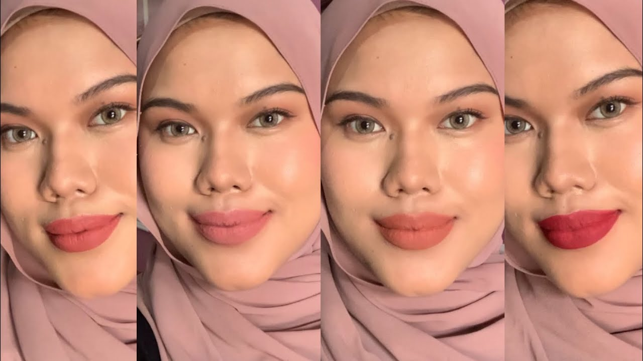 Download PINKFLASH LIPMATTE RM1.99 😳 FIRST IMPRESSIONS + LIP SWATCHES