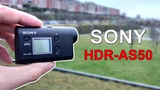 Sony HDR-AS50, review de una cámara de acción económica de Sony
