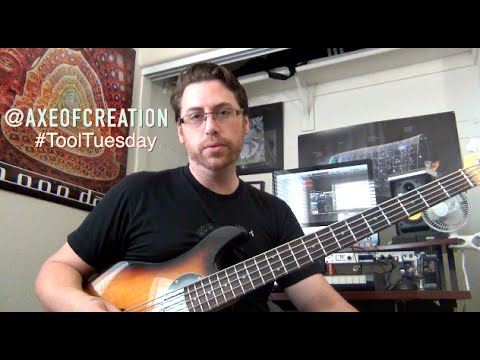 Disposition Bass Lesson Tool Tuesday