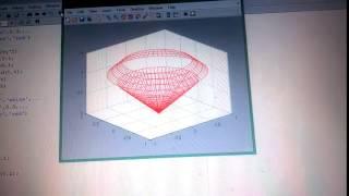 vẽ 3D trong matlab