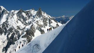 2013 Tour Du Mont Blanc (TMB) with children