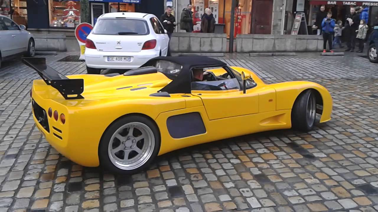 Ultima Gtr For Sale >> Ultima GTR Roadster - Start-up - 24/12/2014 - YouTube
