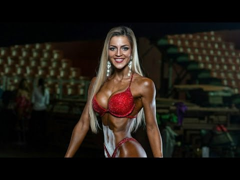 female fitness motivation workout - KSENIA ROMANOVA